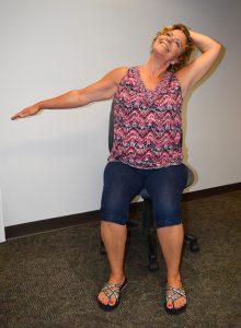 Lori Kelly trap release sitting