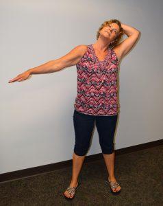 Lori Kelly trap release standing
